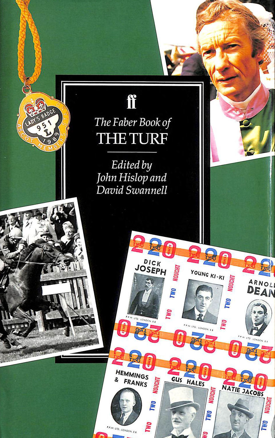 Image for The Faber Book of the Turf