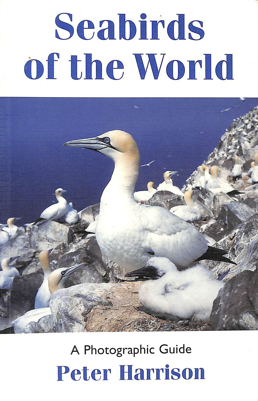 Image for Seabirds of the World: A Photographic Guide (Helm Field Guides)