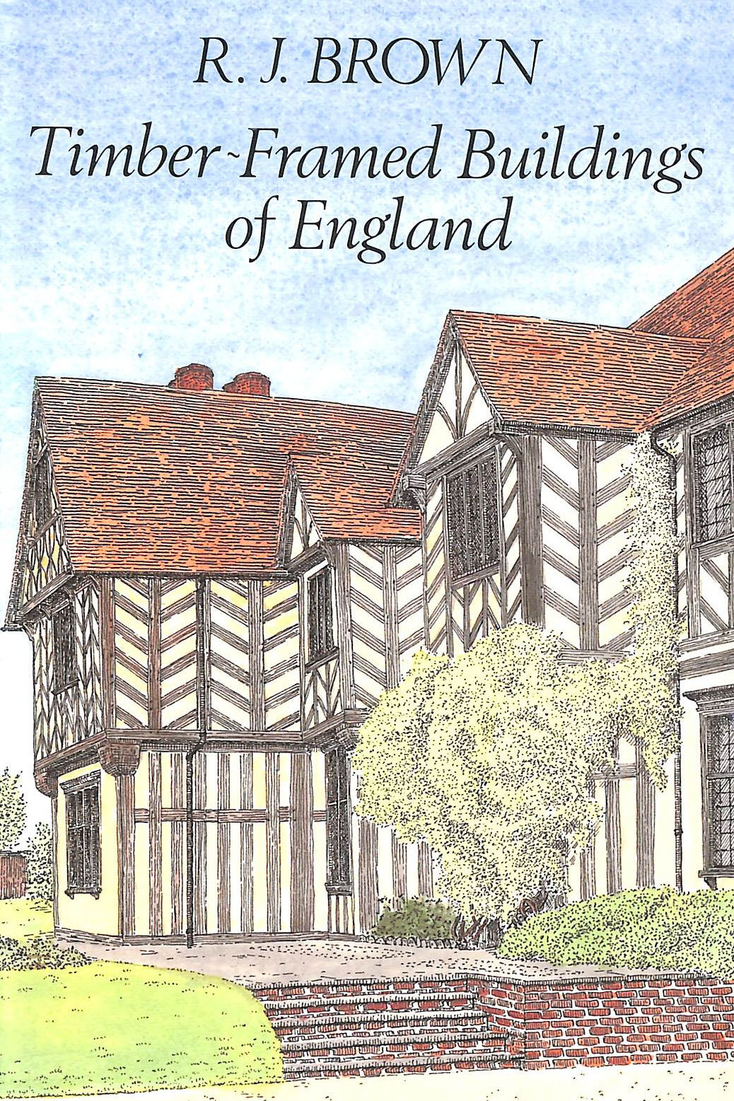 Image for Timber-framed Buildings of England