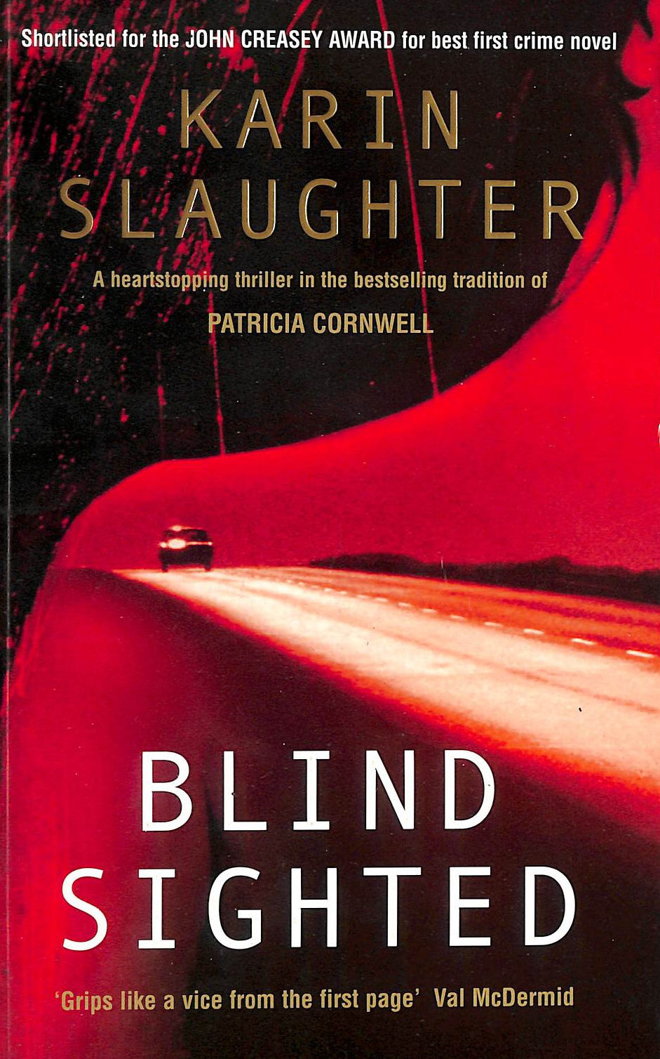 Image for Blindsighted: (Grant County series 1)