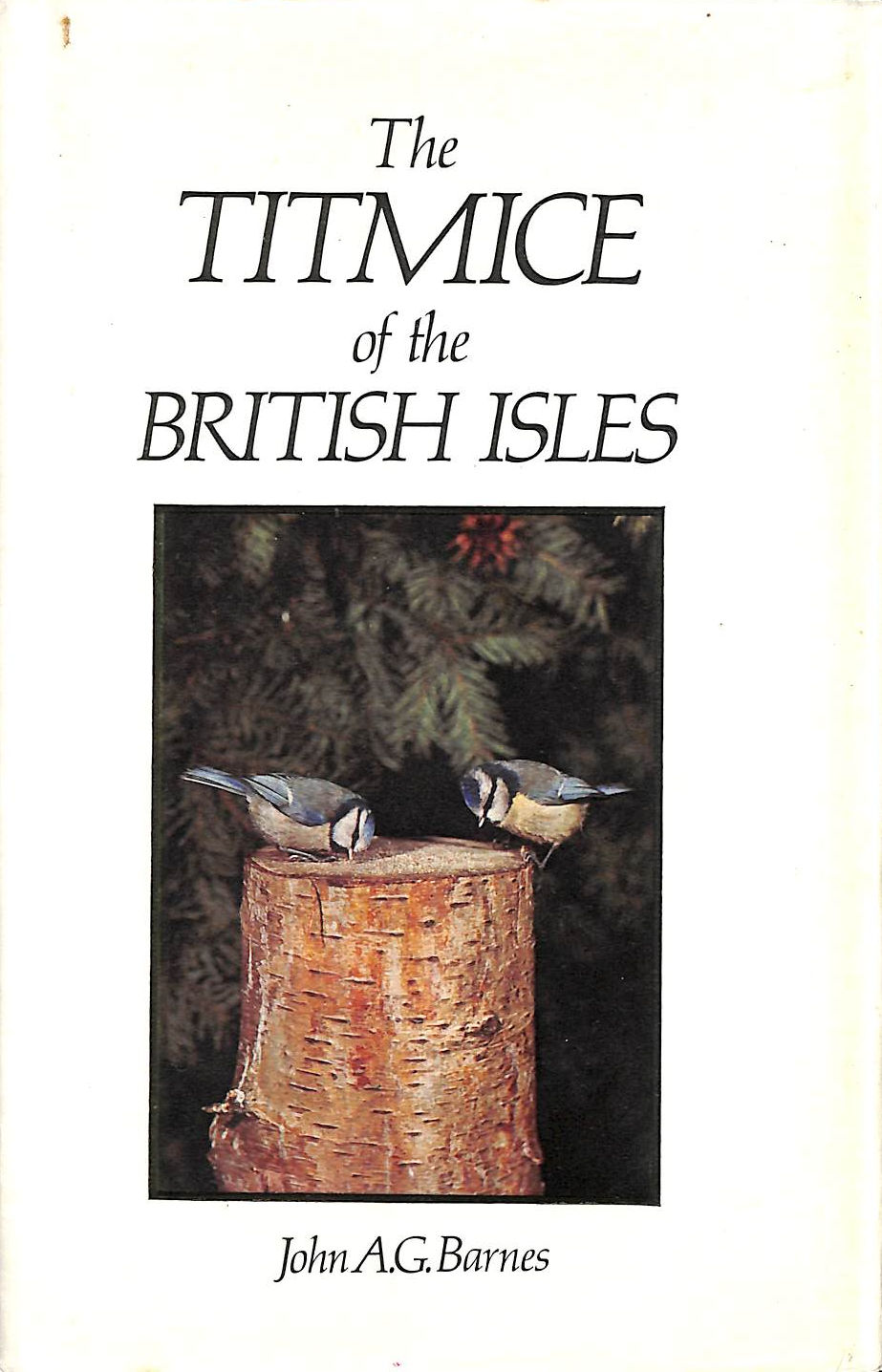 Image for Titmice of the British Isles