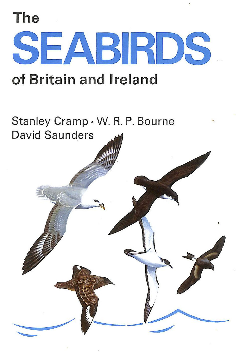 Image for Sea Birds of Britain and Ireland