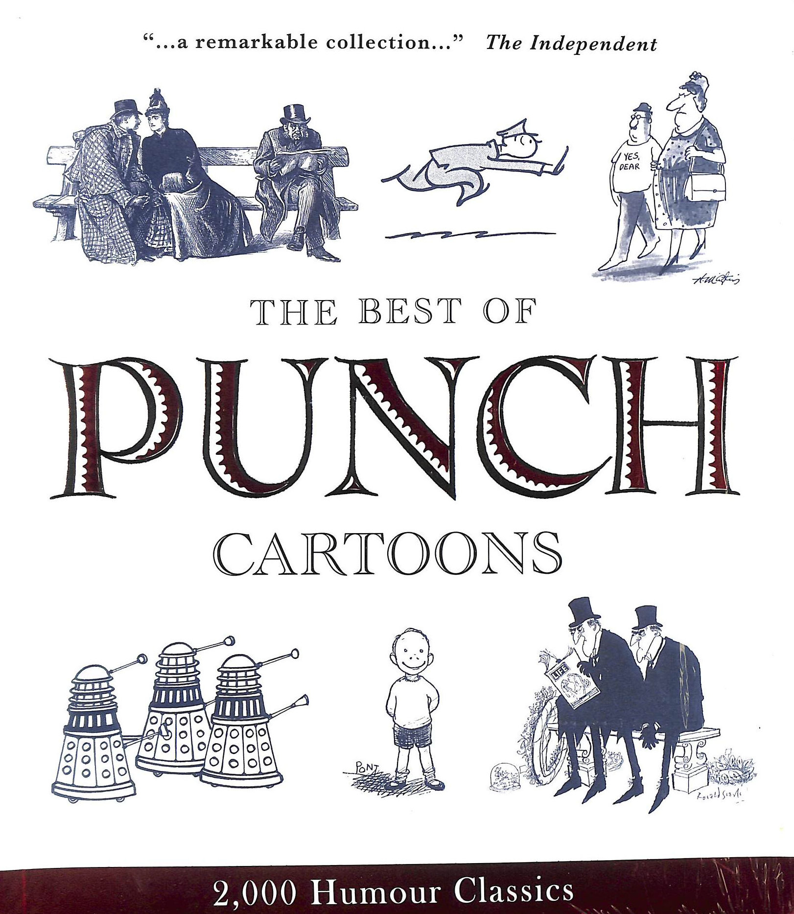 Image for The Best of Punch Cartoons