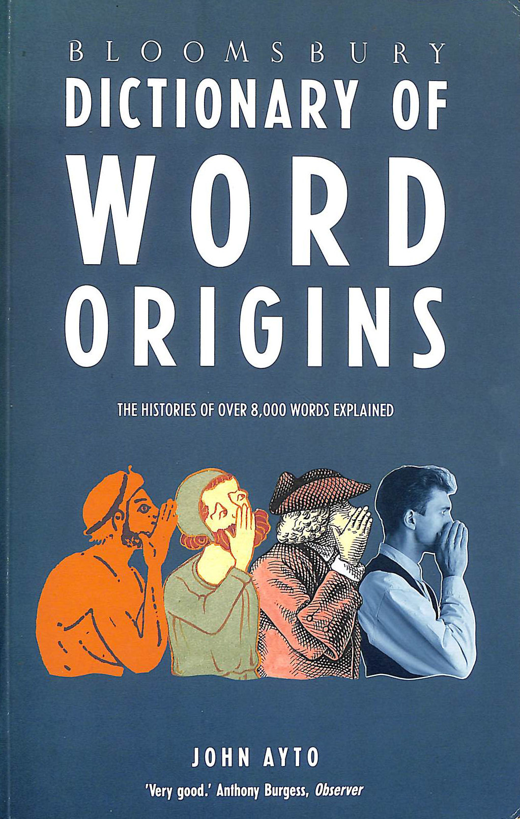 Image for Bloomsbury Dictionary of Word Origins
