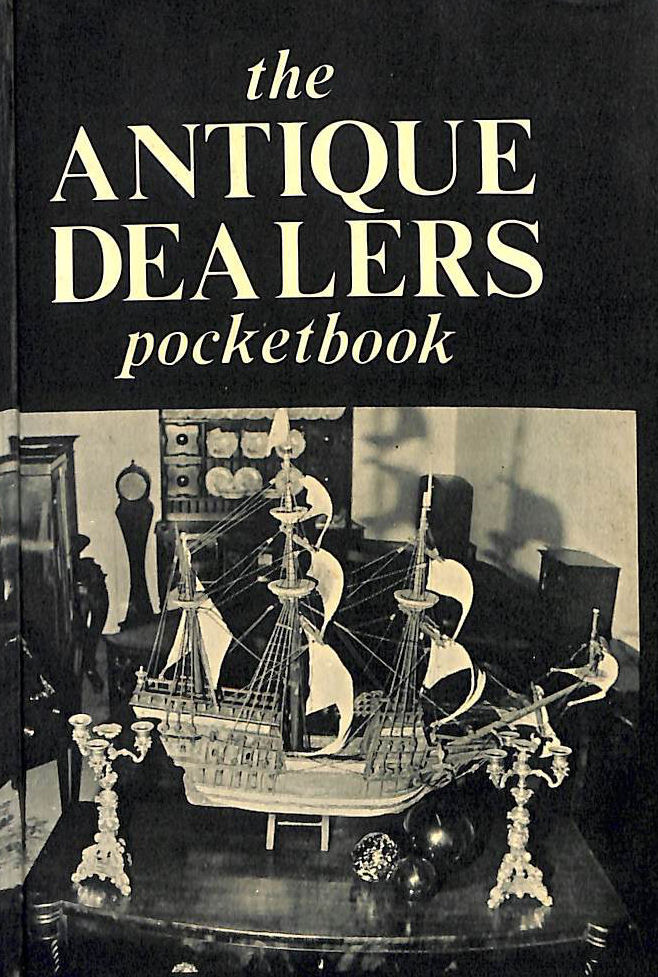 Image for THE ANTIQUE DEALERS POCKETBOOK
