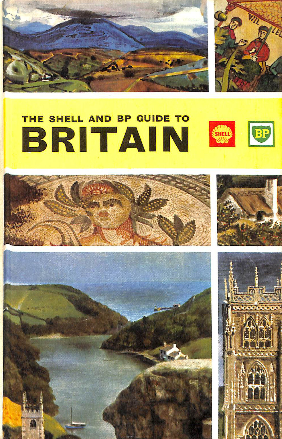 Image for The Shell and BP guide to Britain