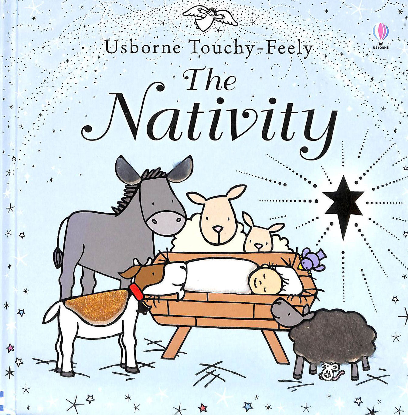 Image for Touchy-feely Nativity (Usborne Touchy Feely Books) (Luxury Touchy Feely)