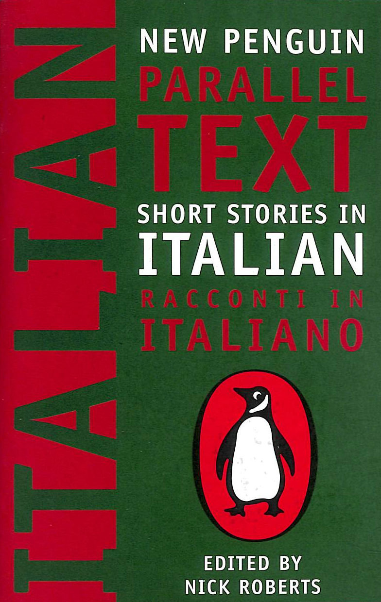 Image for Italian Short Stories: Racconti Italiano (New Penguin Parallel Text Series)