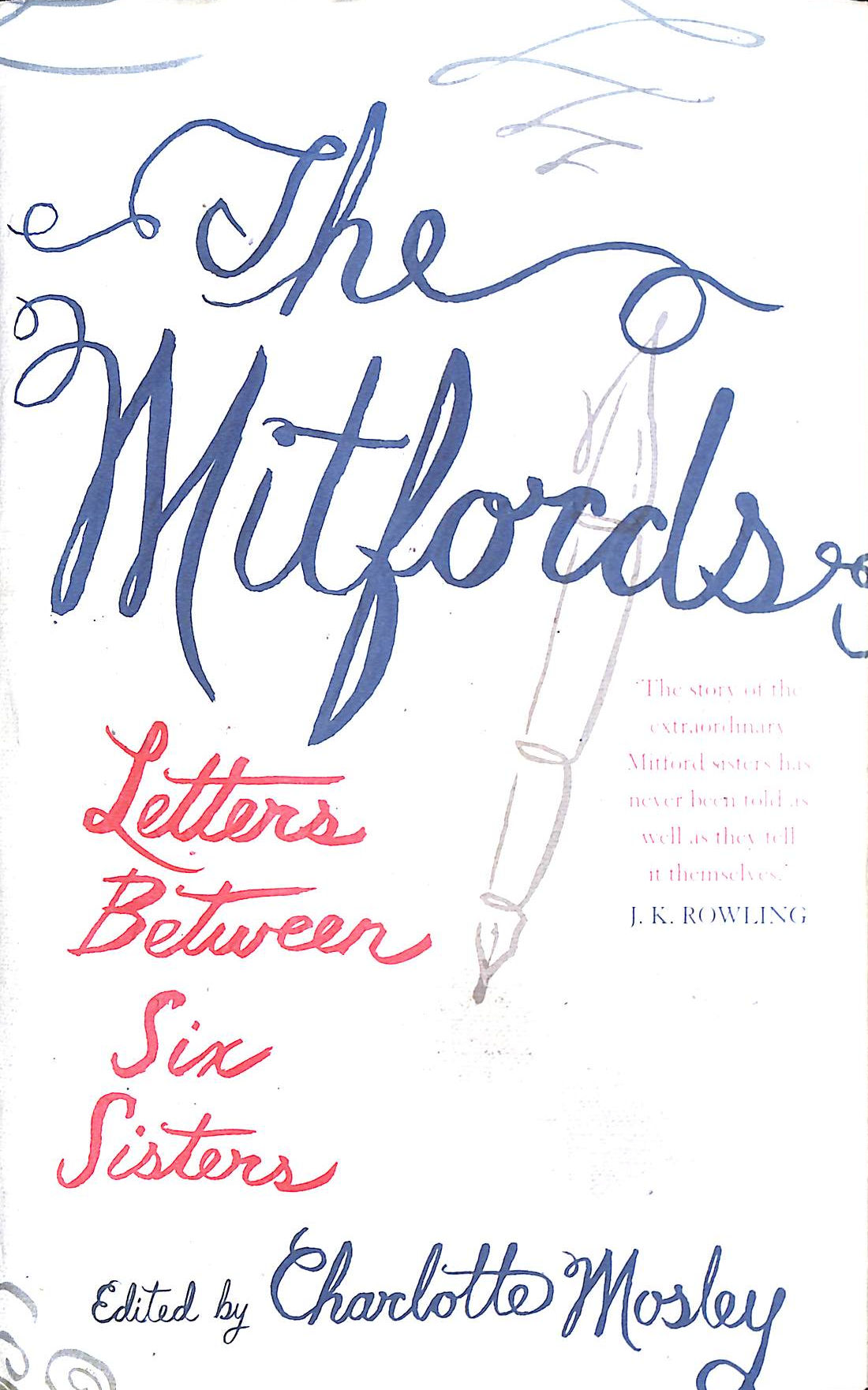 Image for The Mitfords: Letters Between Six Sisters
