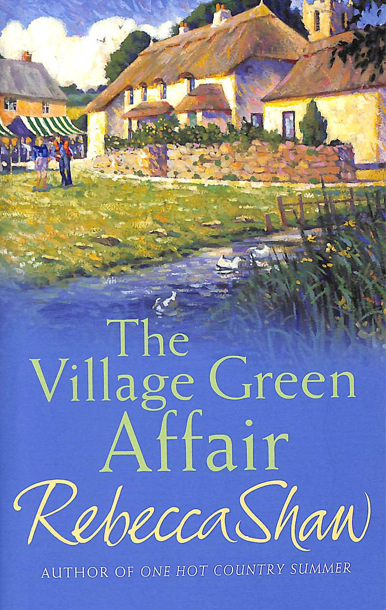 Image for The Village Green Affair (Charnwood)