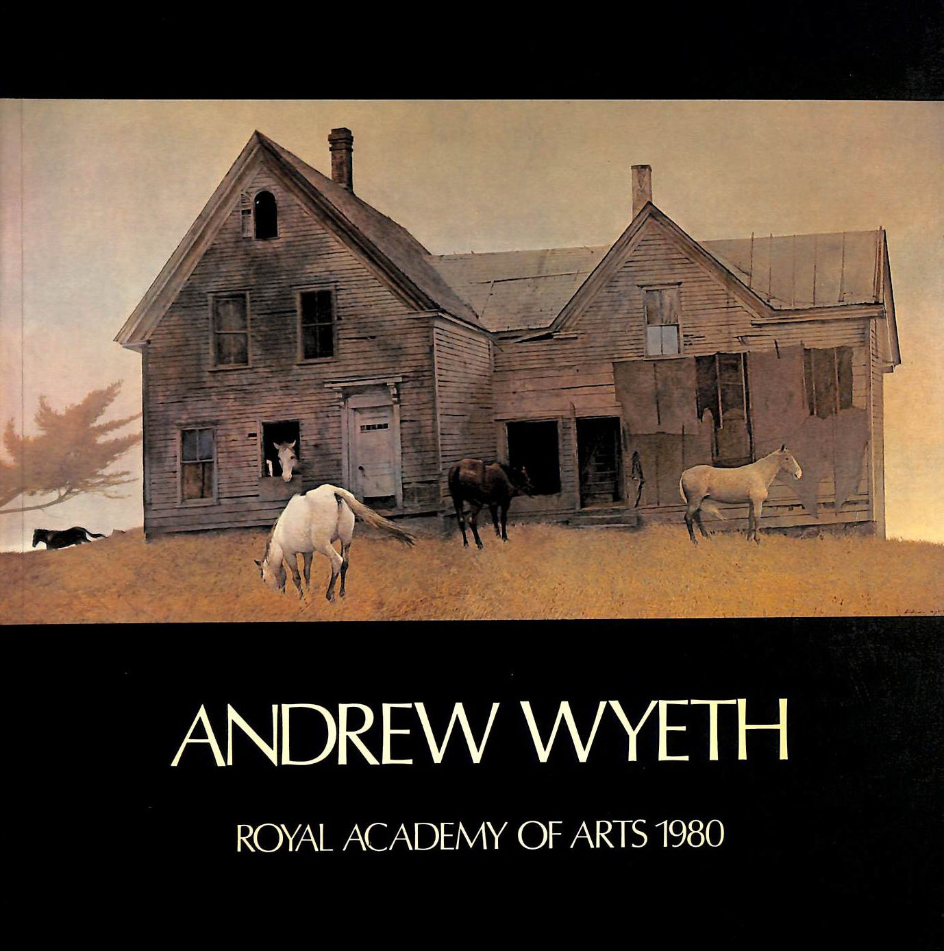 Image for Andrew Wyeth Royal Academy of Arts 1980
