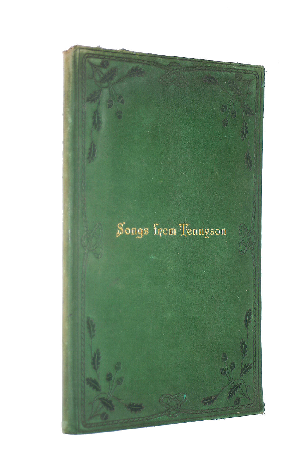 Image for Songs Selected from the Works of Lord Tennyson