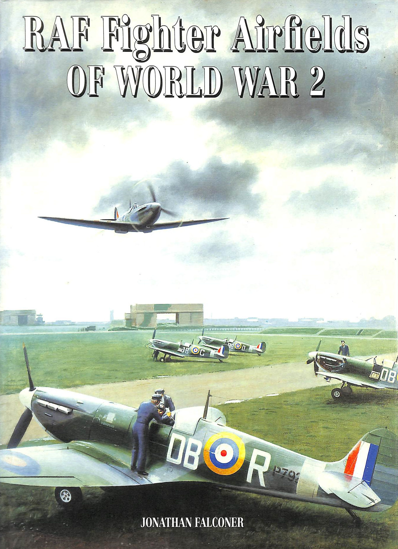 Image for Fighter Airfields of World War 2