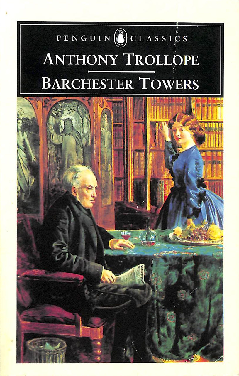 Image for Barchester Towers (Penguin Classics)