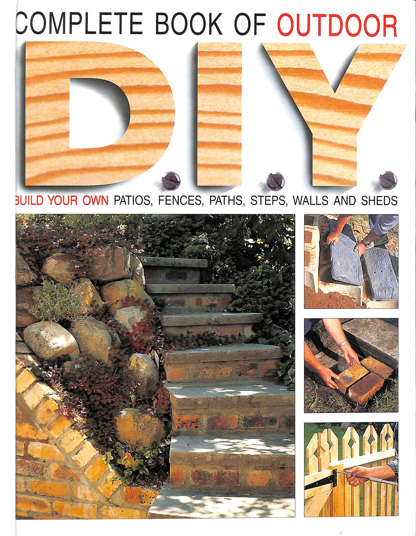 Image for The Complete Book of Outdoor DIY