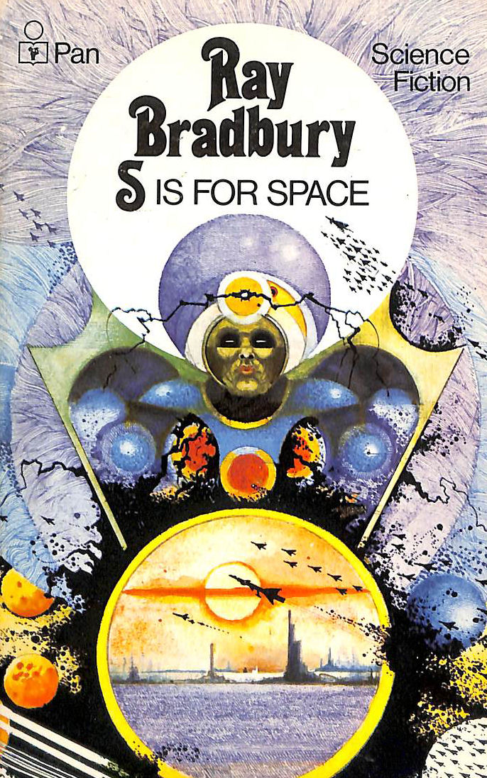 Image for S is for Space