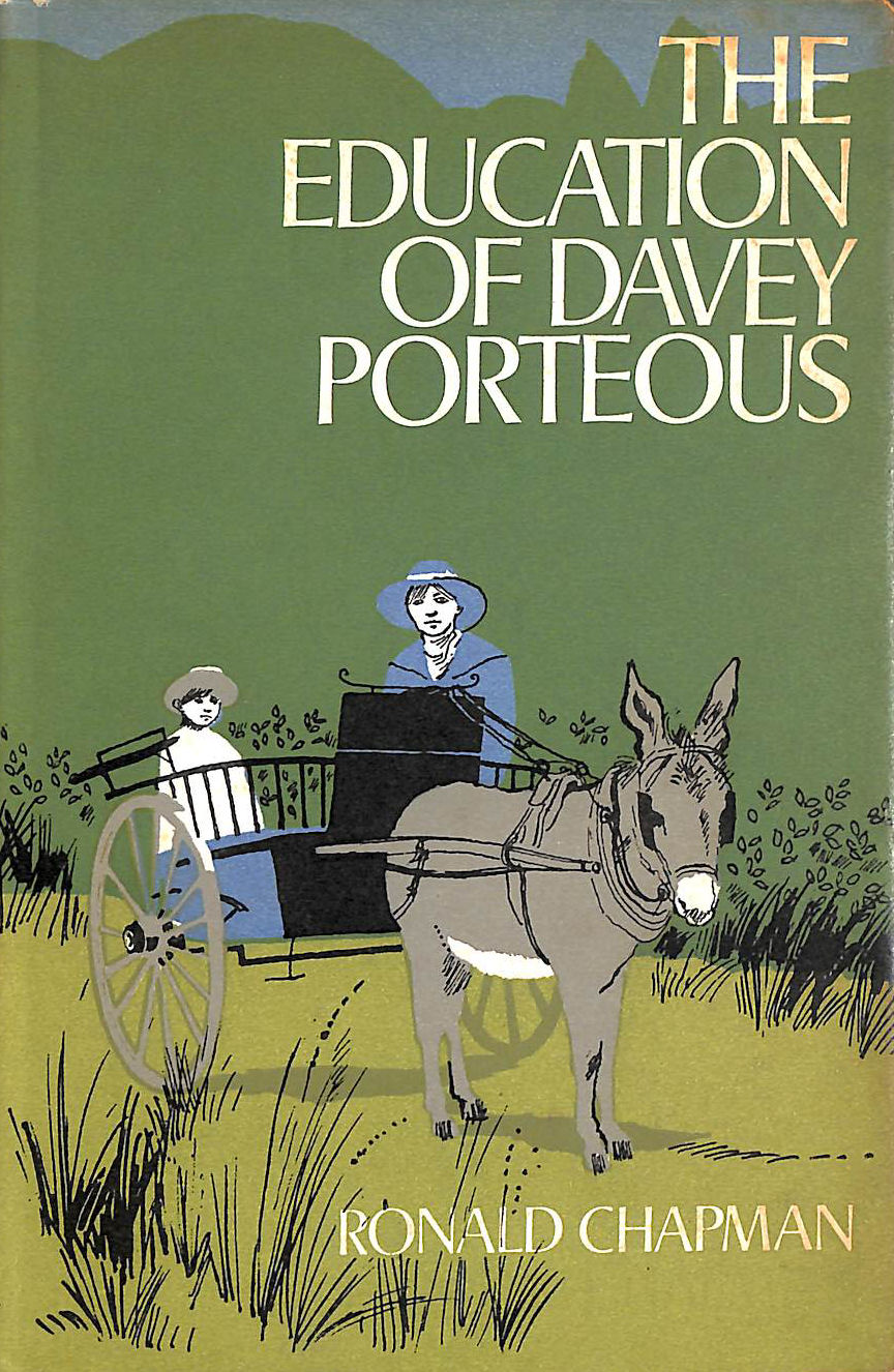 Image for Education of Davey Porteous
