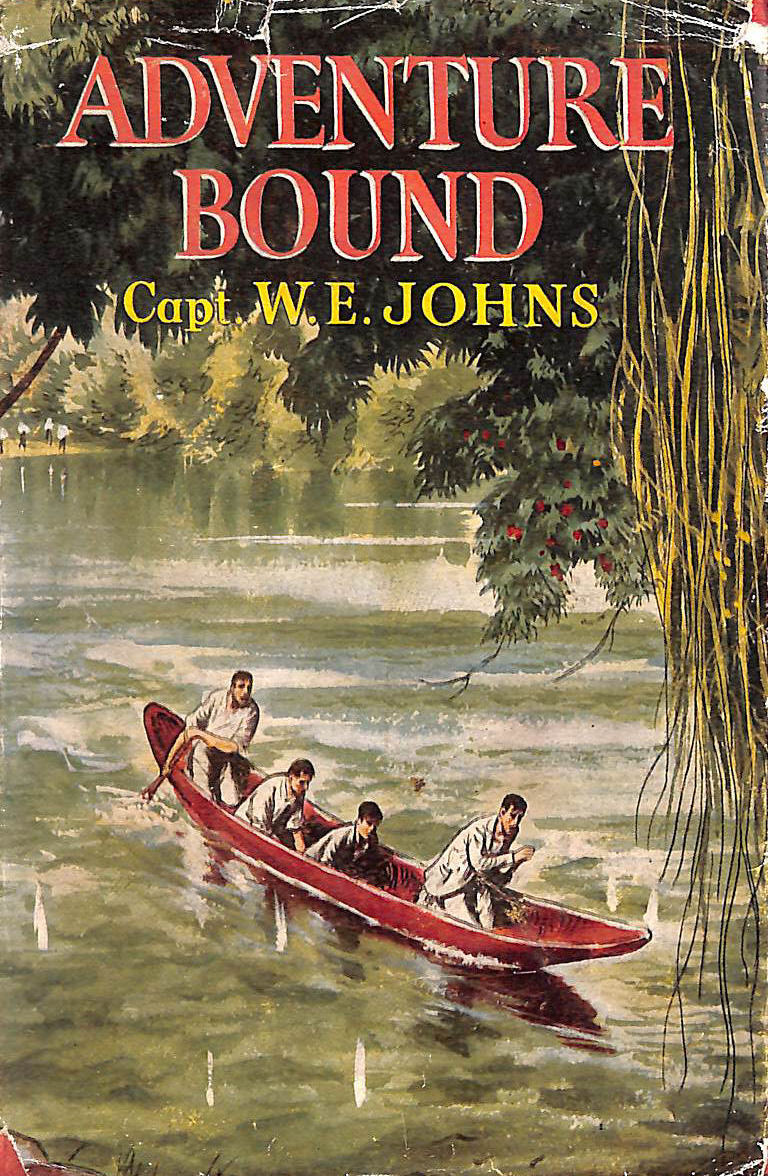 Image for Adventure Bound by Capt WE Johns