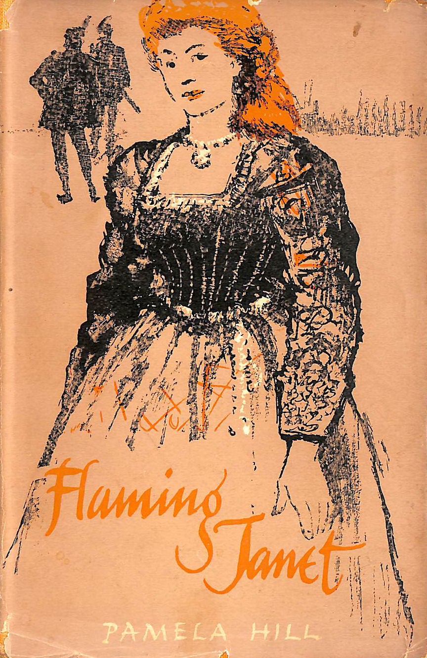 Image for Flaming Janet: A lady of Galloway