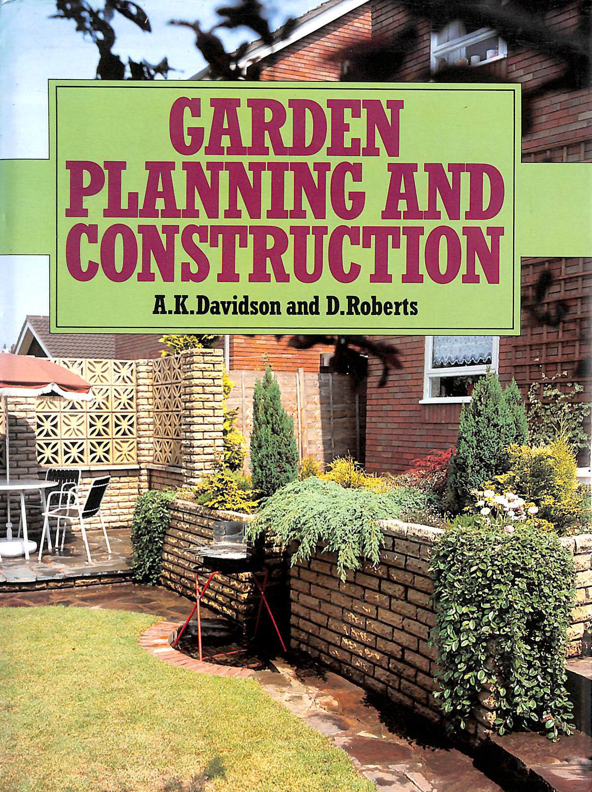 Image for Garden Planning and Construction