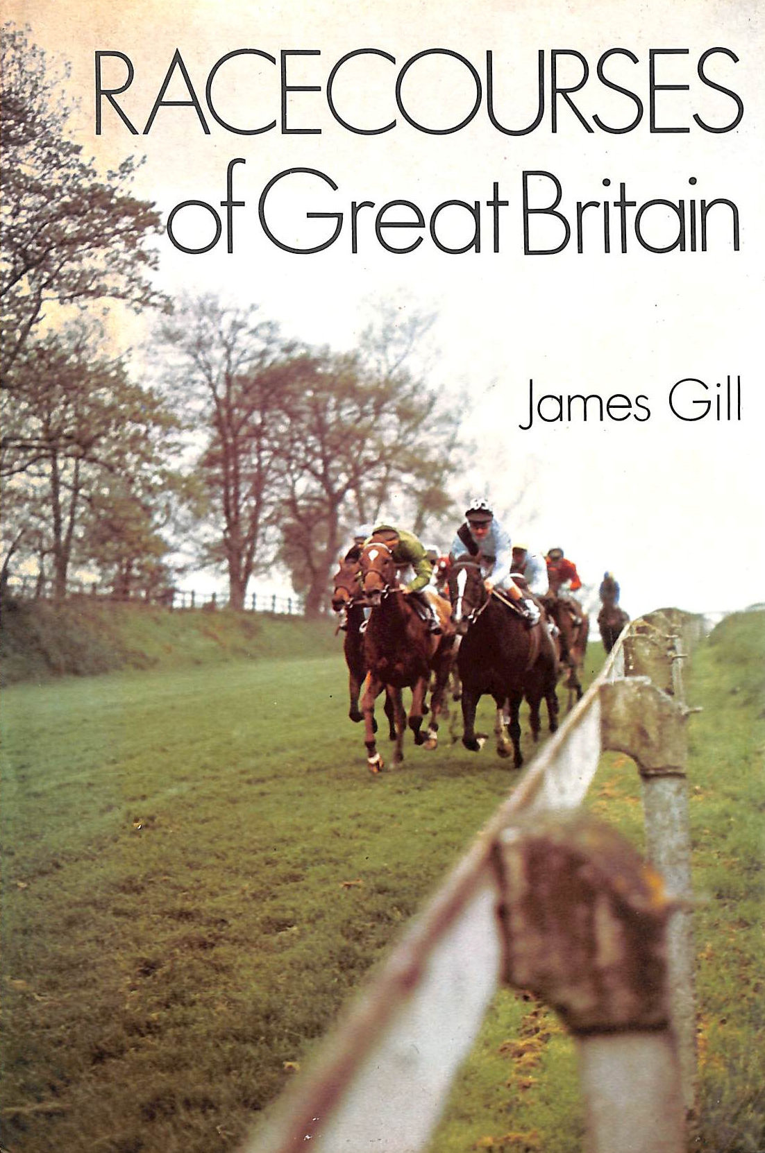 Image for Racecourses of Great Britain