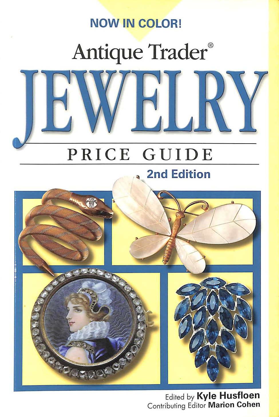 Image for Antique Trader Jewelry Price Guide