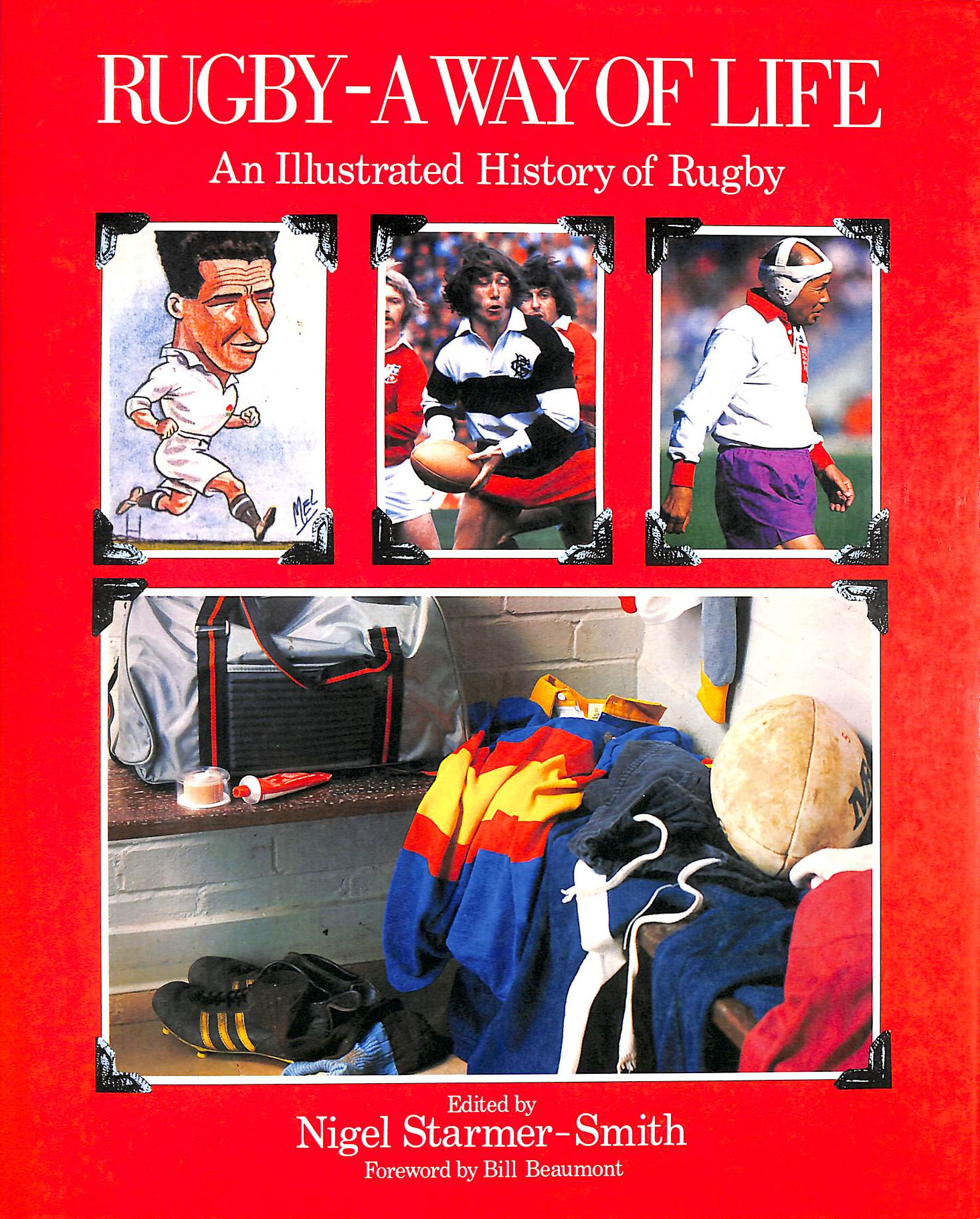 Image for Rugby, a Way of Life