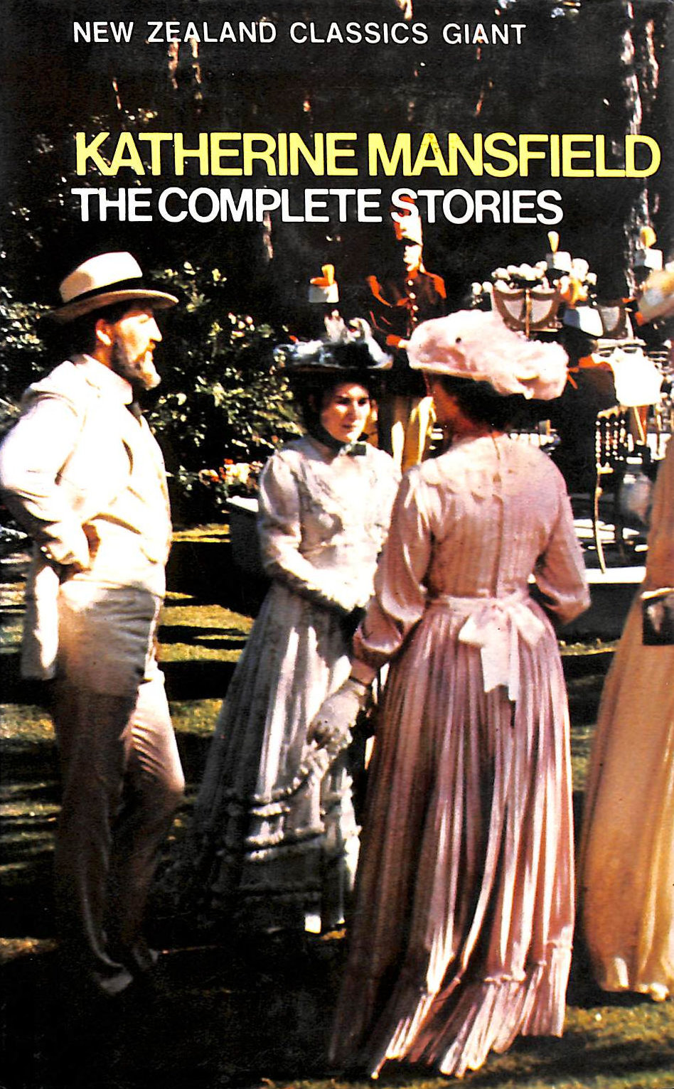 Image for The complete stories of Katherine Mansfield (New Zealand classics giant)