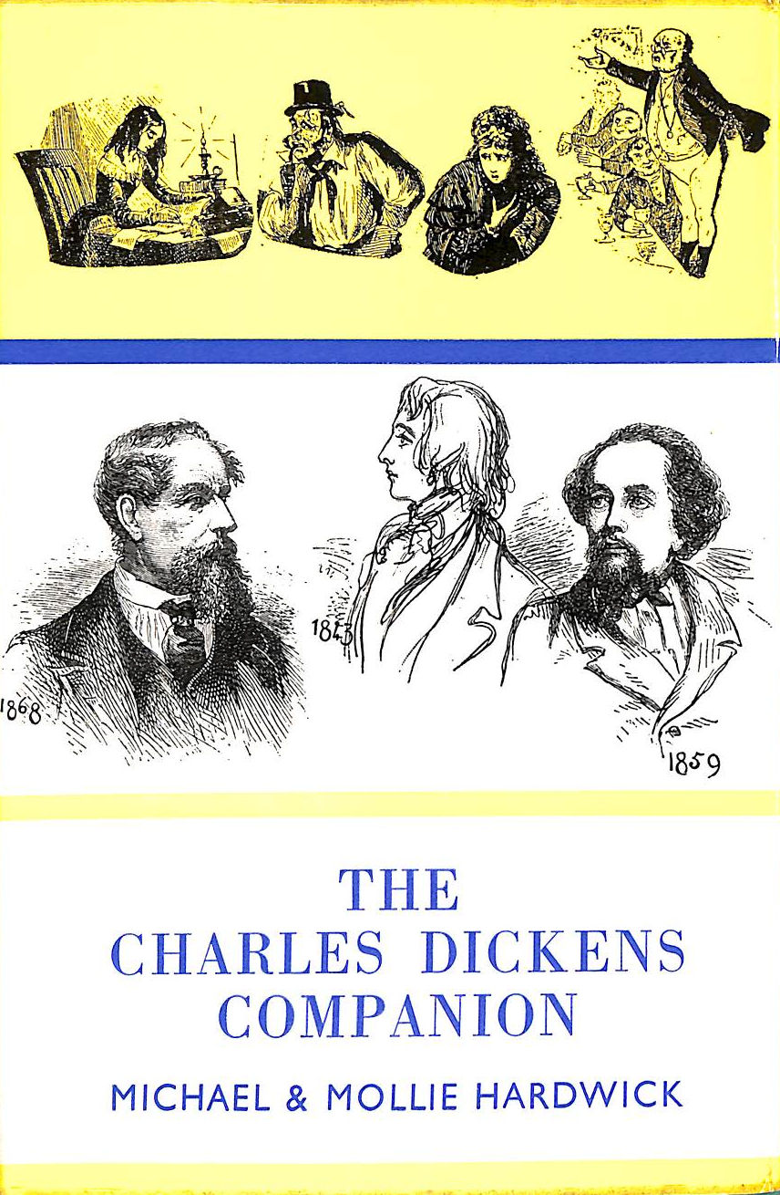 Image for The Charles Dickens companion