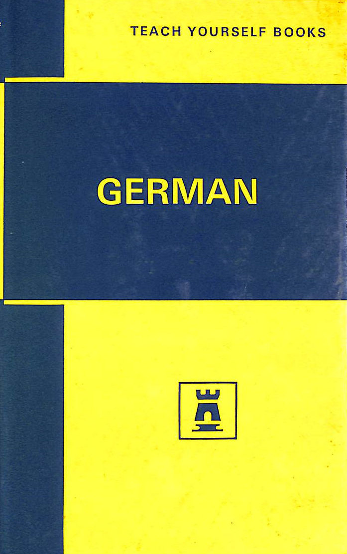 Image for German (Teach Yourself)