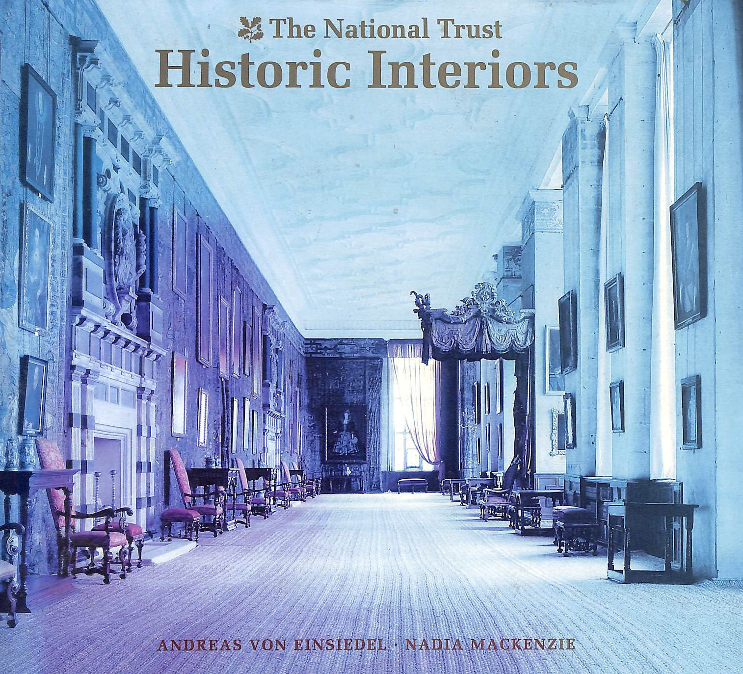 Image for The National Trust. Historic Interiors