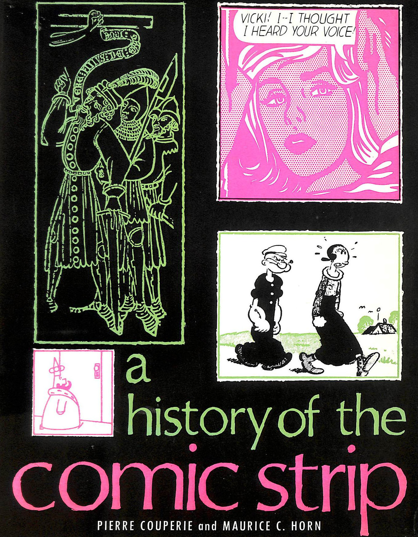 Image for A History of the Comic Strip