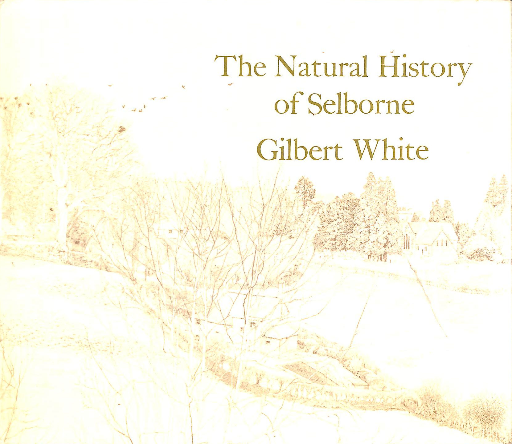 Image for The Natural History of Selborne
