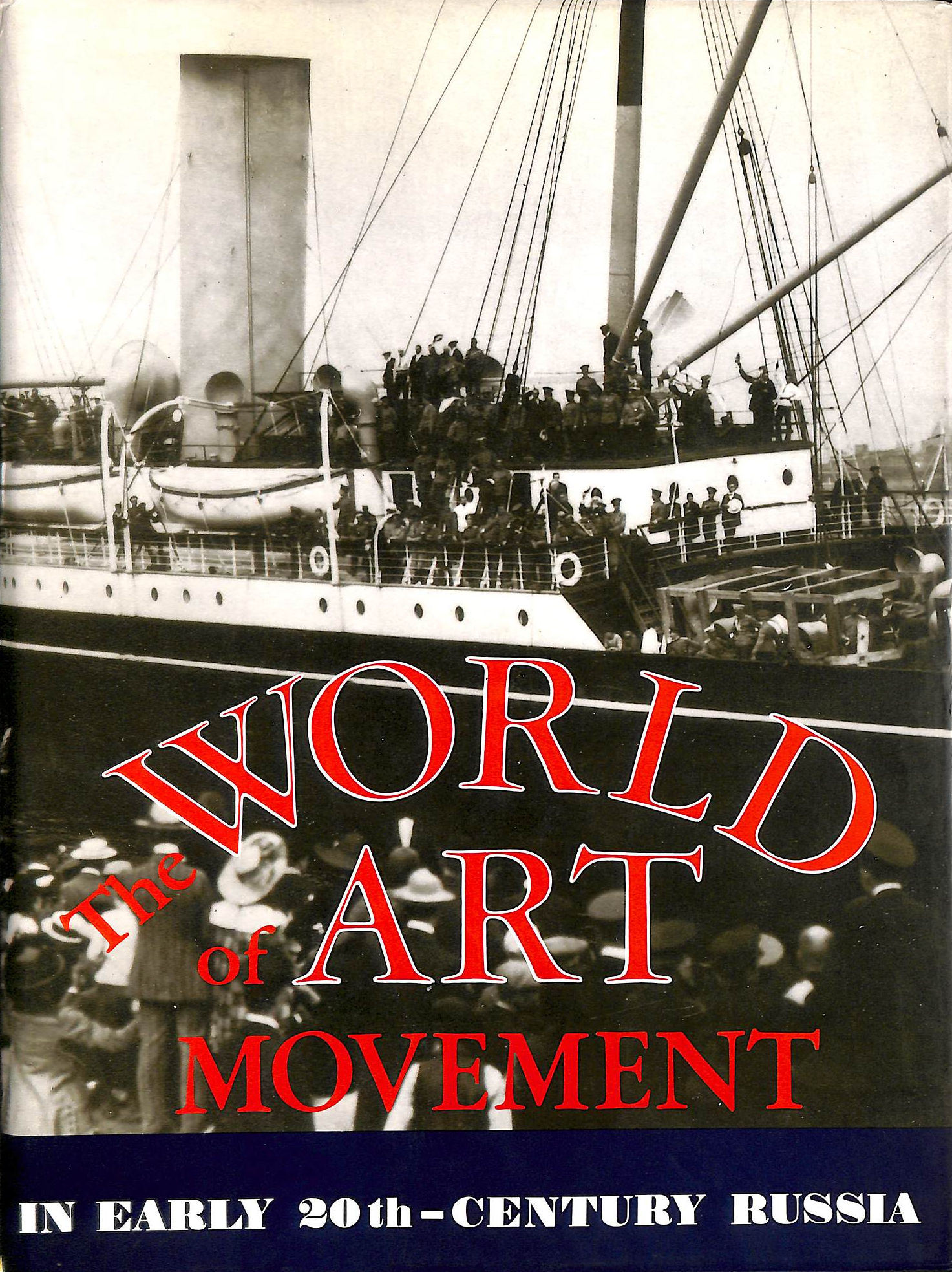 Image for World of Art Movement in early 20th-Century Russia