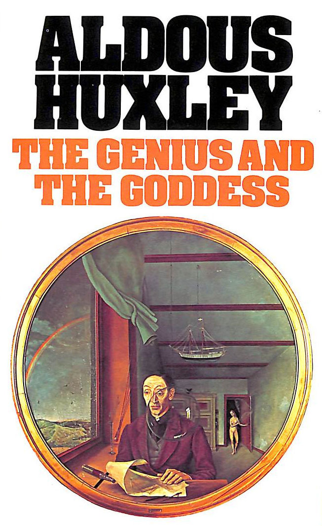 Image for The Genius and the Goddess (Flamingo Modern Classics)