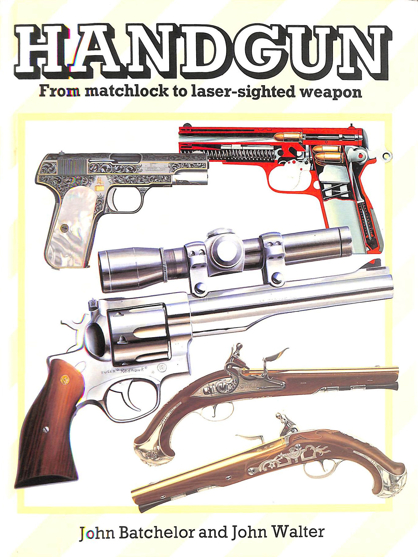 Image for Handgun (A David & Charles Military Book)