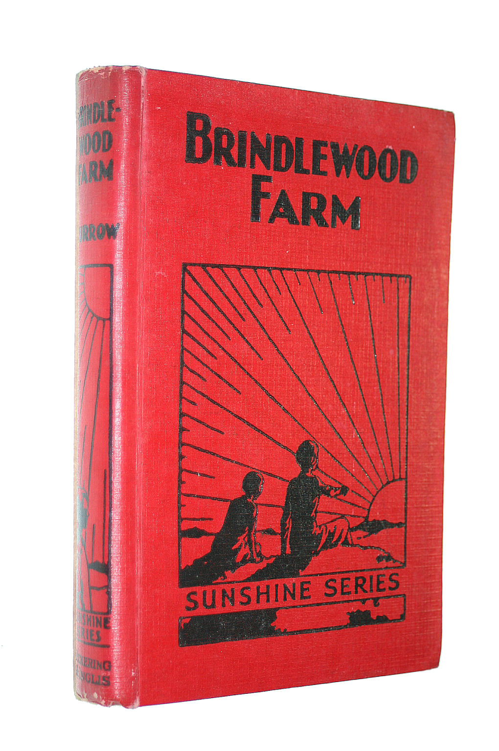Image for BRINDLEWOOD FARM. A WEST COUNTRY TALE, ETC