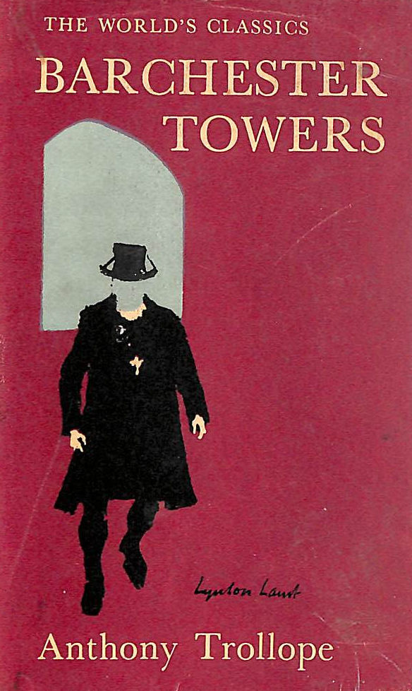Image for BARCHESTER TOWERS Intrduction by Robert H. Taylor