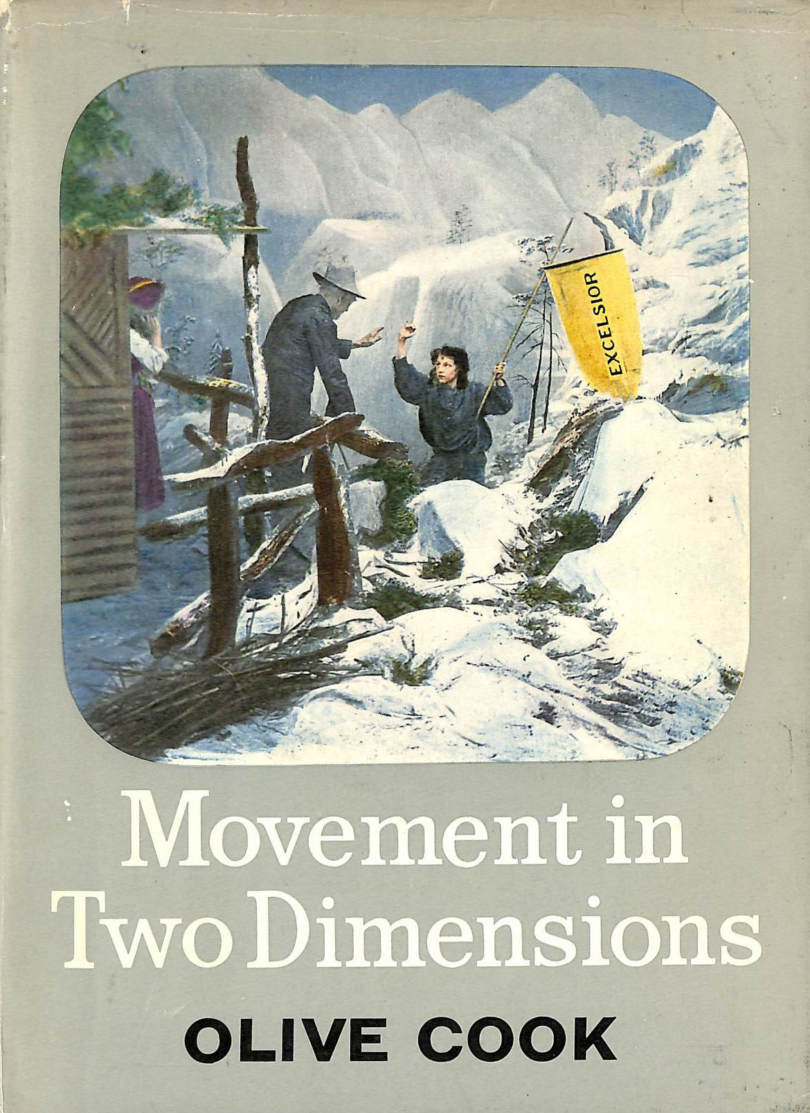 Image for Movement in two dimensions: A study of the animated and projected pictures which preceded the invention of cinematrography
