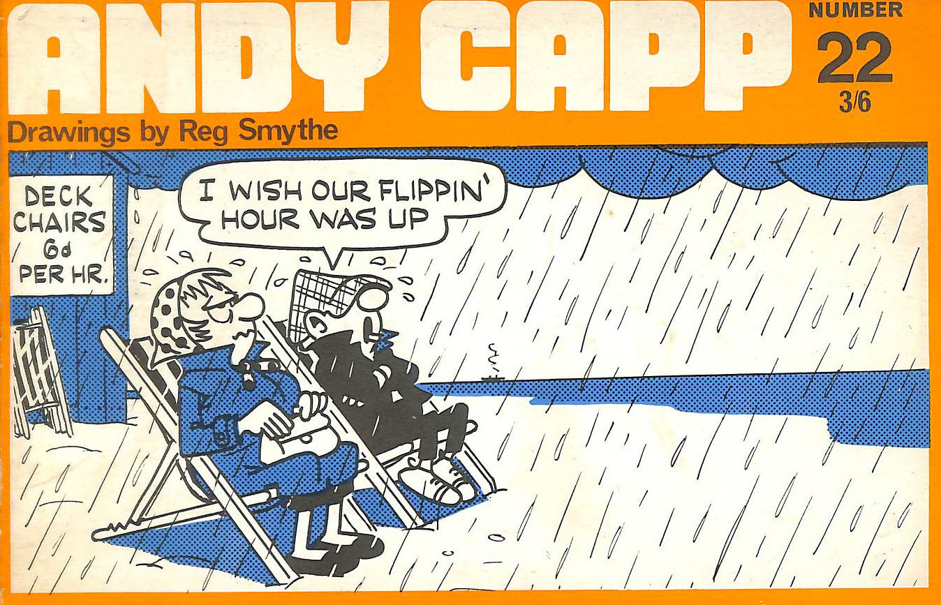 Image for Andy Capp Number 22