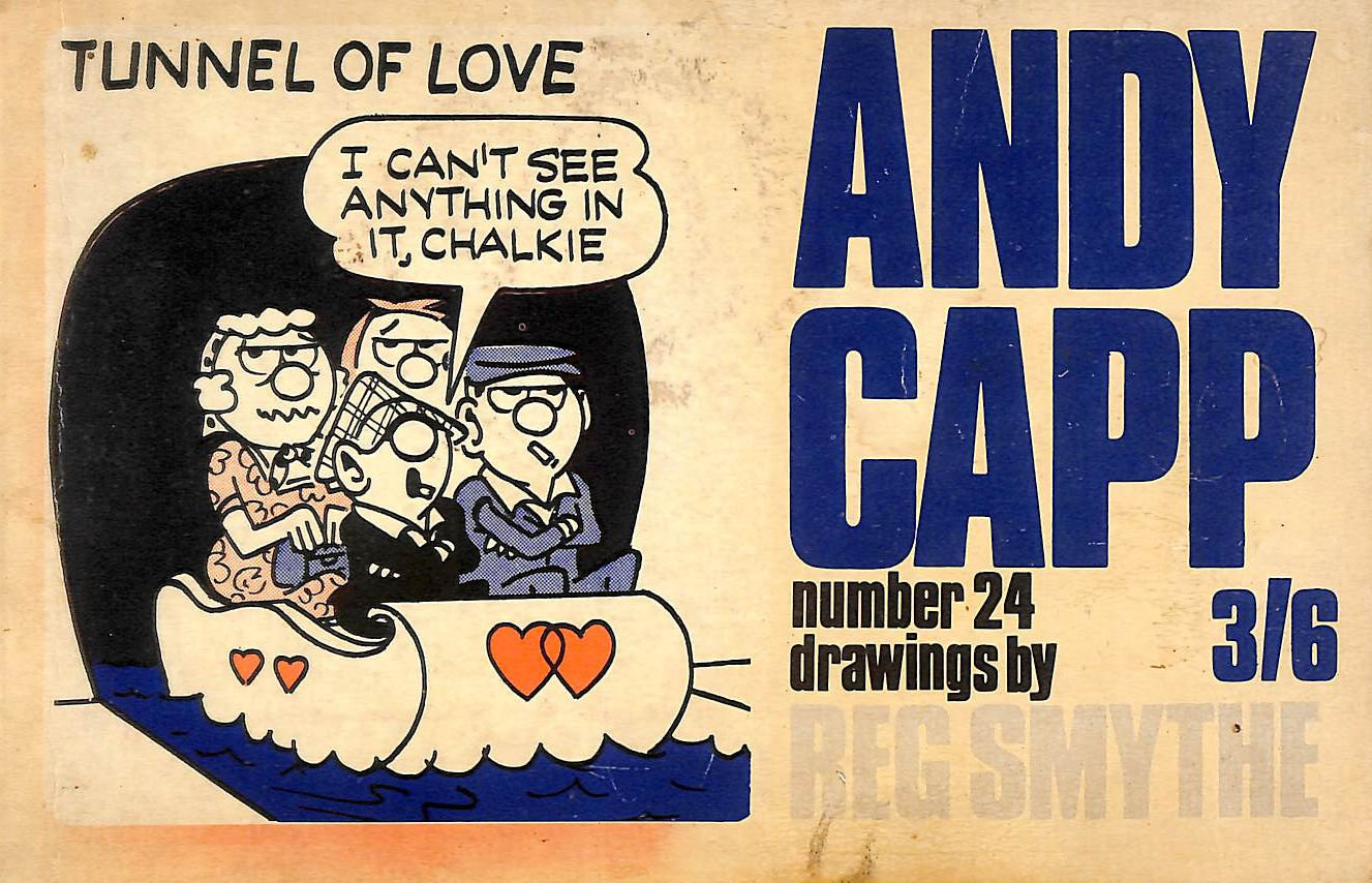 Image for Andy Capp, Number 24