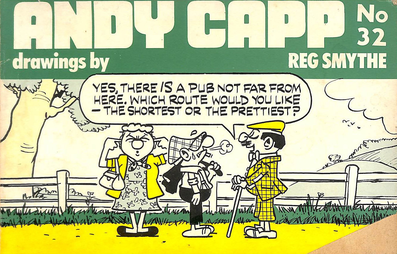 Image for Andy Capp Number 32
