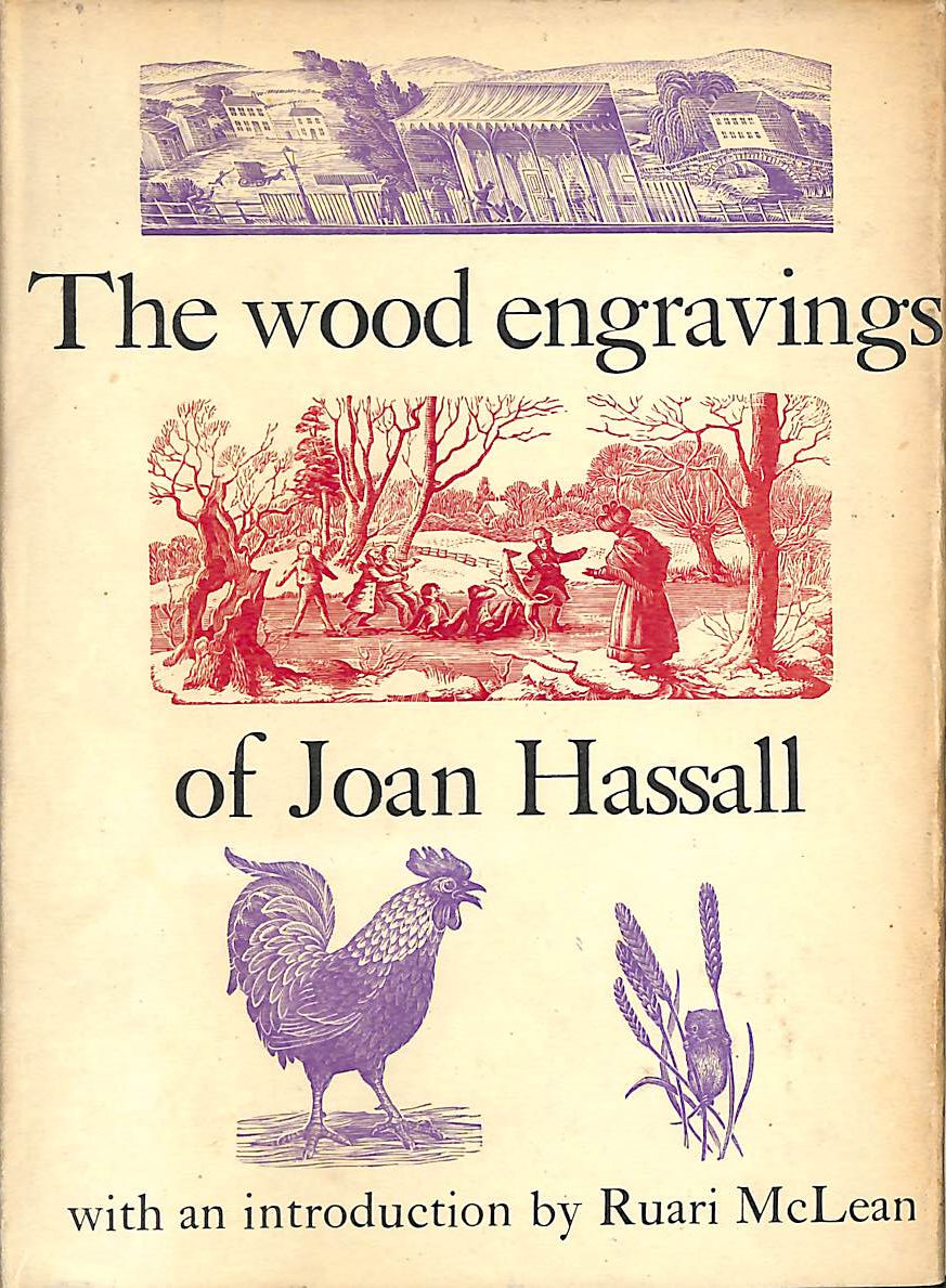 Image for The wood engravings of Joan Hassall