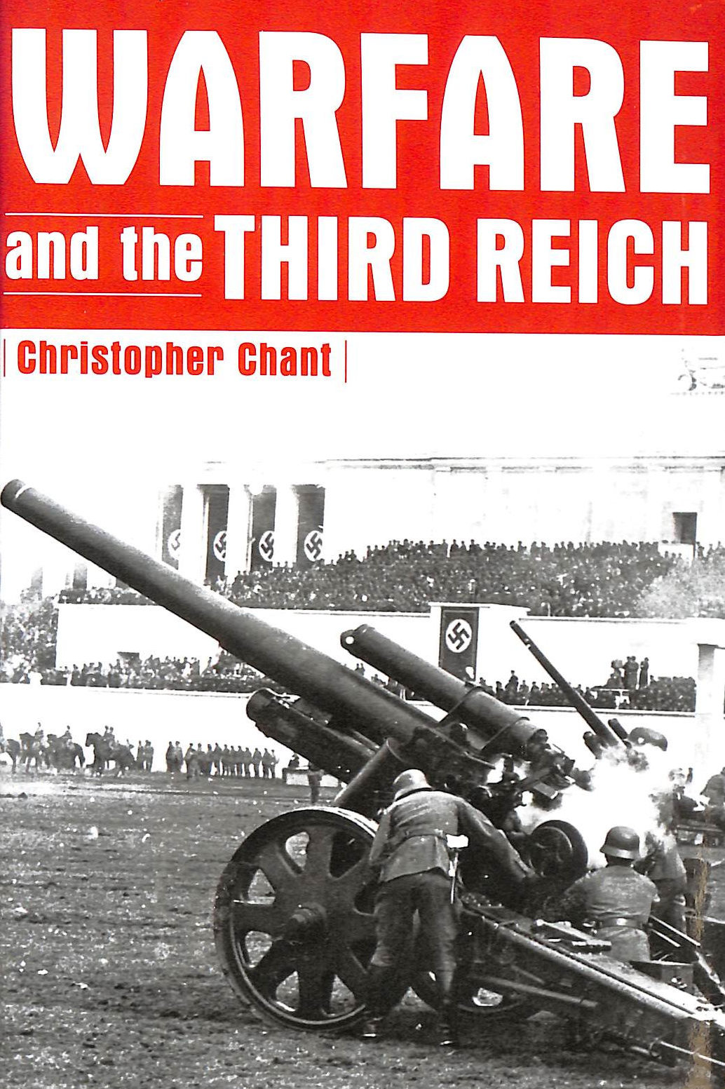 Image for Warfare and the Third Reich