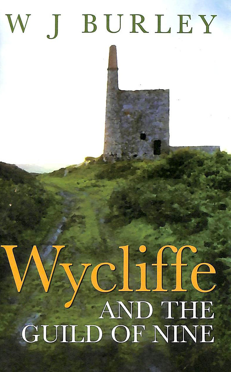 Image for Wycliffe And The Guild Of Nine