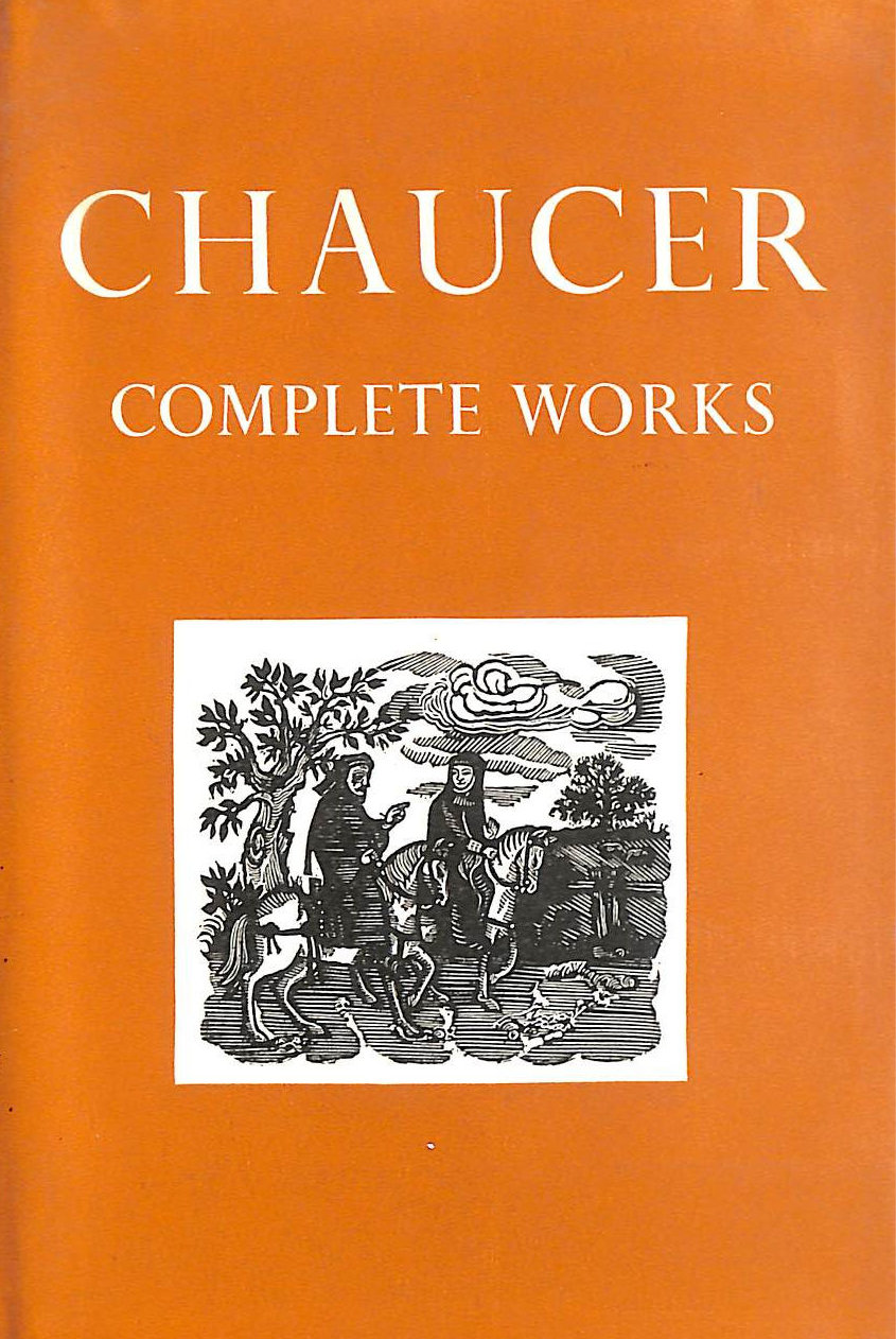 Image for Chaucer Complete Works