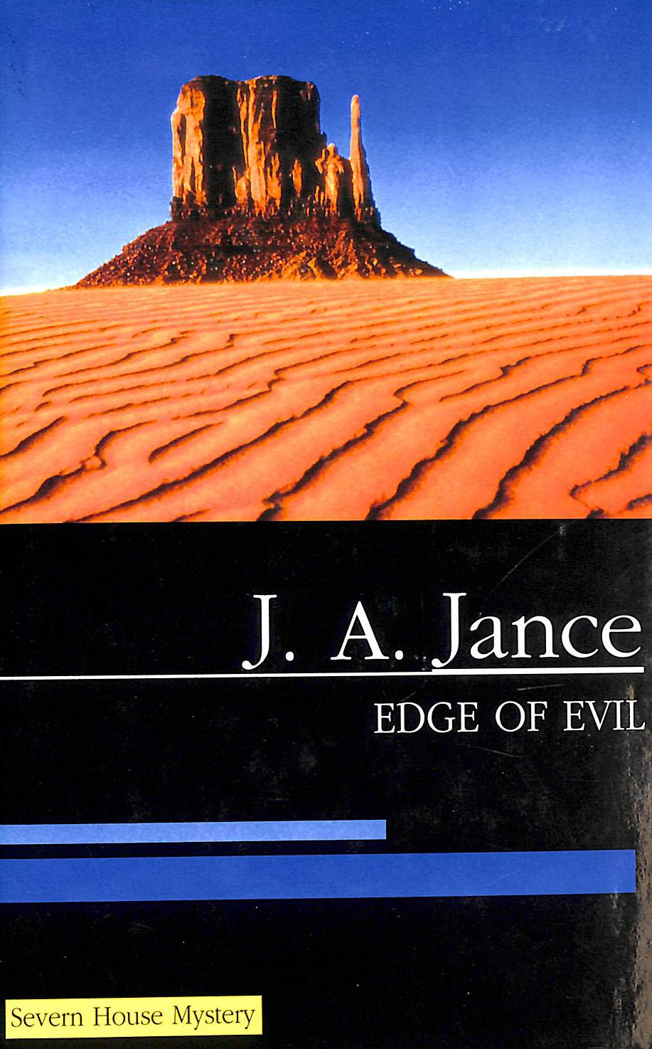 Image for Edge of Evil
