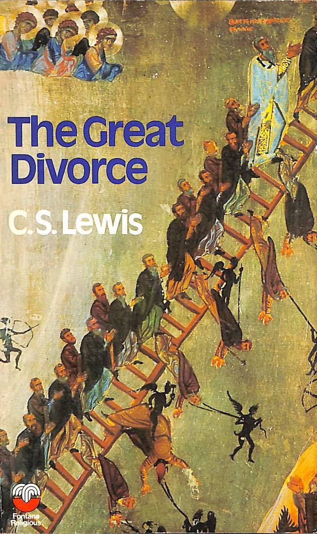 Image for The Great Divorce