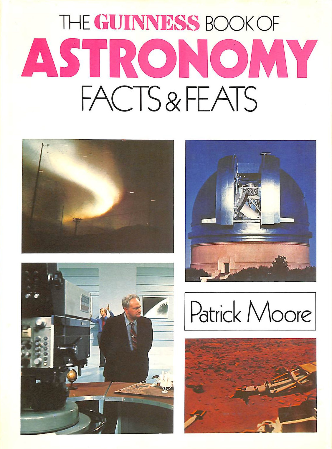 Image for Guinness Book of Astronomy Facts and Feats