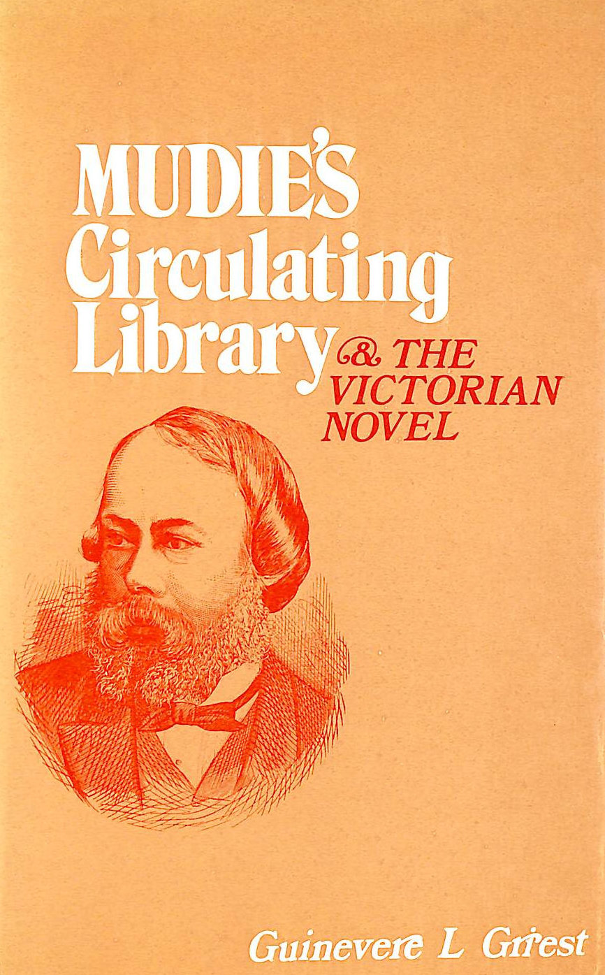 Image for Mudie's Circulating Library and the Victorian Novel